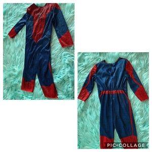 spider man costume baby the amazing spiderman